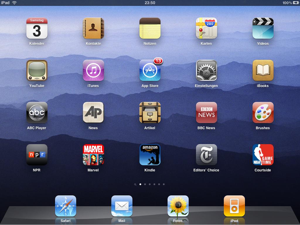 ipad apps download